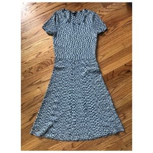 Ann Taylor Gray Speckled Dress✨